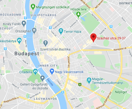 Digital Marketing Services Located in Budapest Hungary