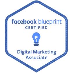 Facebook Blueprint Certified Digital Marketing - Digital Marketing