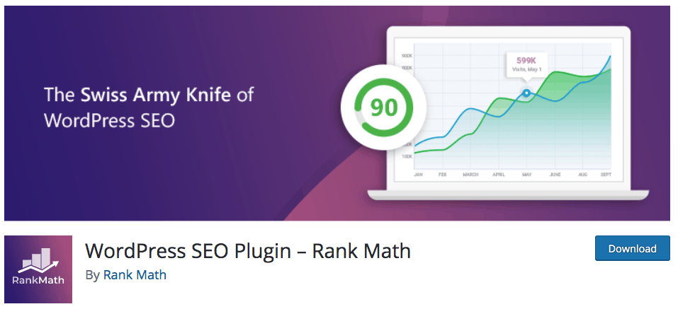 7 Best Plugins for WordPress - Rank Math SEO