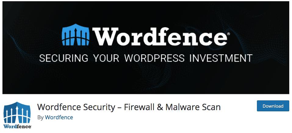 7 Best Plugins for WordPress - Wordfence